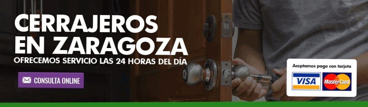 Empresa de cerrajeros en Zaragoza